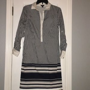 Ann Taylor cotton dress
